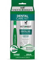 VET`S BEST Dental Care Kit Набор для ухода за ротовой полостью, 103 мл