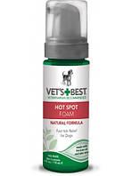 VET`S BEST Hot Spot Foam спрей для устранения раздражений и воспалений, 118 мл