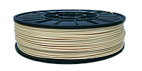 PLA пластик для 3D печати,1.75 мм, 0.75 кг 0.75, Бежевый (телесный)