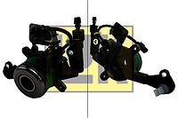 Подшипник выжимной MB (производитель Luk) 510 0034 10