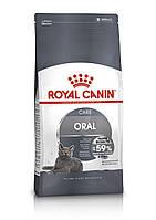 Сухой корм Royal Canin Oral Care для профилактики образования зубного налета и зубного камня у кошек