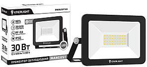 Прожектор светлодиодный ENERLIGHT MANGUST 30Вт 6500K