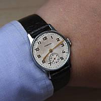 Победа винтажные механические часы 1955 год СССР