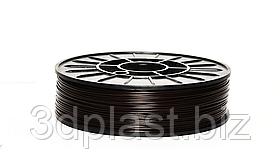 PLA пластик 3Dplast для 3D принтера 1.75 мм 0.75, коричневий