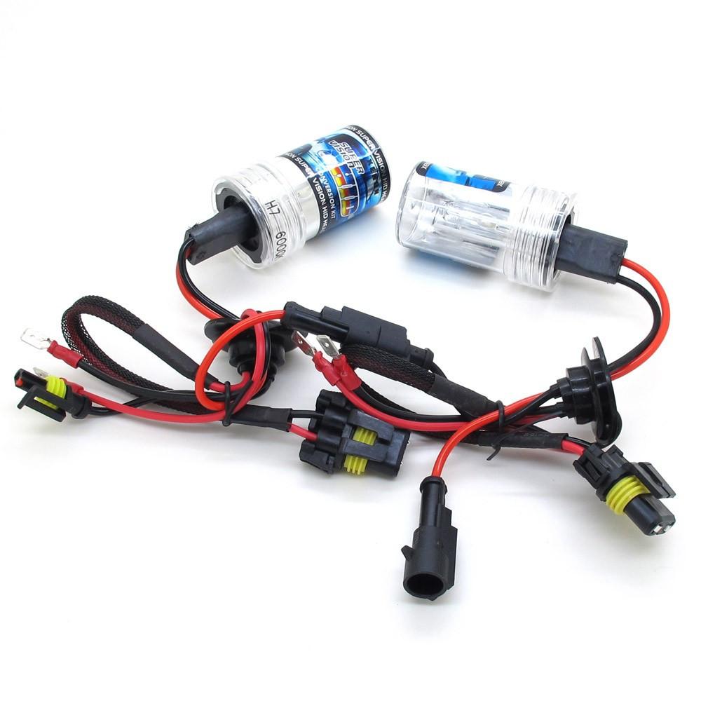 Ксеноновые лампы для автомобиля H8/H9/H11 6000K