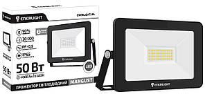 Прожектор светлодиодный ENERLIGHT MANGUST 50Вт 6500K