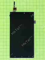 Дисплей Lenovo Vibe X3 Lite (A7010) с сенсором Копия АА Черный