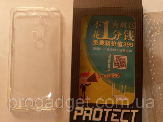 Защитный бампер из силикона для LeEco Cool 1