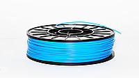 PLA пластик для 3D печати,1.75 мм, 0.75 кг 0.75, Голубой