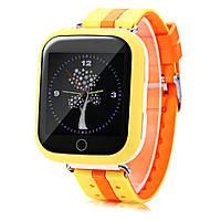 Детские GPS часы UWatch Baby Q750 Оранжевый
