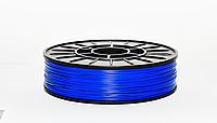 PLA пластик для 3D печати,1.75 мм, 0.75 кг Синий, 0.75
