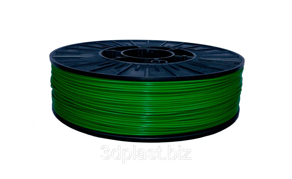 PLA пластик для 3D печати,1.75 мм, 0.75 кг 0.75, хаки (милитари)