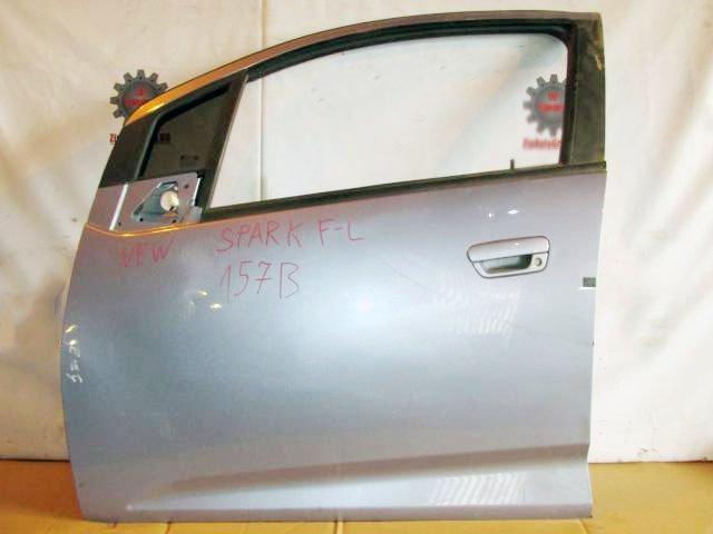дверь передняя левая для chevrolet spark