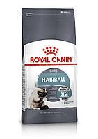 Сухой корм Royal Canin Hairball Care для профилактики образования комочков шерсти в ЖКТ у кошек