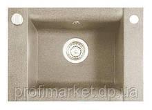 Кухонная мойка на столешницу Marmorin Voga 1k 54x40 Сафари