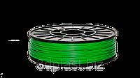 PLA пластик для 3D печати,1.75 мм, 0.75 кг 0.75, Зеленый