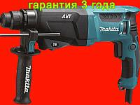 Makita HR2611F электро перфоратор для ремонта квартиры