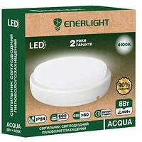LED світильник пиловологозахищений ENERLIGHT Acqua 8Вт 4100К
