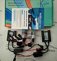 Комплект ксенона H7 12v комплект(2 hid+2 блока  )    35 W 4300К   AC