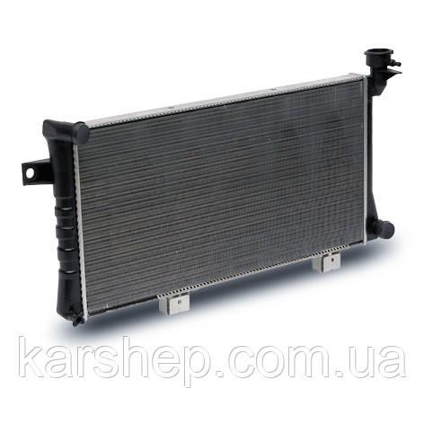 Радиатор вод. охлаждения ВАЗ 21213 (алюм.) (пр-во ДААЗ)