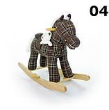 Лошадь Лошадка-качалка Milly Mally ПОНИ интерактивный, фото 4