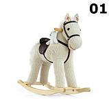 Лошадь Лошадка-качалка Milly Mally ПОНИ интерактивный, фото 7