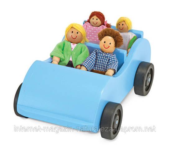 Игровой набор Дорожная машинка с куклами Melissa&Doug , фото 2