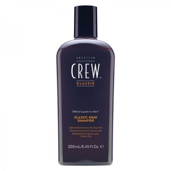 Шампунь для седых волос American Crew Classic Gray Shampoo антижелтизна