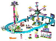 LEGO Friends американские горки в парке развлечений