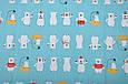"""Детская подушка для новорожденных """"Butterfly"""", мишка белый, фото 6"""