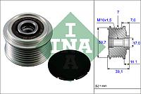 Механизм свободного хода генератора RENAULT (производитель Ina) 535 0053 10