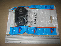 Кронштейн глушителя MITSUBISHI (производитель Fischer) 743-901