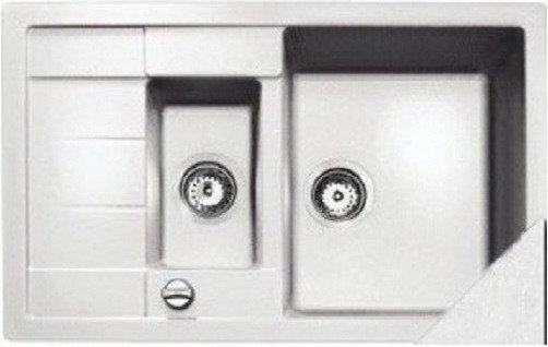 Мойка кухонная TEKA ASTRAL 60 B-TG белый