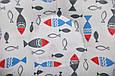 """Подушка для новорожденных """"Цветные рыбки"""", фото 2"""