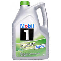 Моторное масло Mobil 5w30 ESP Formula  5л
