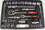 Набор инструментов 108шт +биты, фото 5