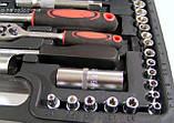 Набор инструментов 109шт + ключи, фото 4