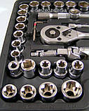 Набор инструментов 109шт + ключи, фото 7