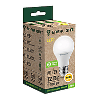 Лампа світлодіодна ENERLIGHT A60 12Вт 3000K E27