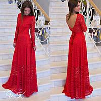 Вечернее Макси Платье Мод.: Н-90