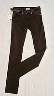 Джинсы Balizza коричневые женские оригинал, фото 1