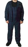 Костюм рабочий (Полукомбинезон с курткой) тк. Дефенса
