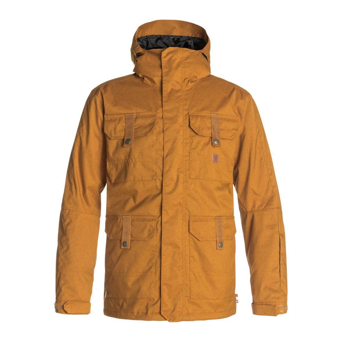 0b82418ff01 Мужская сноубордическая куртка DC Men s Servo 17