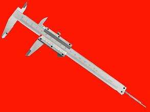 Miol 15-220 штангенциркуль разметочный 150мм