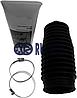 Пыльник рулевой рейки OPEL (производитель Ruville) 945306