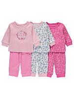 """Пижама для девочки, набор пижам, пижымы для малышки """"Неженка"""""""