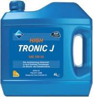 Масло ARAL High Tronic J 5W30 4л  синтетическое
