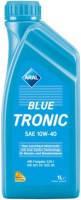 Масло ARAL Blue Tronic 10w40 1л полусинтетическое
