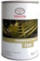 Масло трансмиссионное Toyota Transfer Gear Oil LF 75W 1л  08885-81081