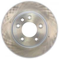 Диск тормозной PORSCHE/VW CAYENNE/TOUAREG передний левая вентилируемый(производитель ABS) 17500